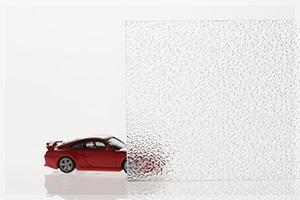 型板ガラス2ミリ